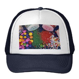 Still life mesh hats