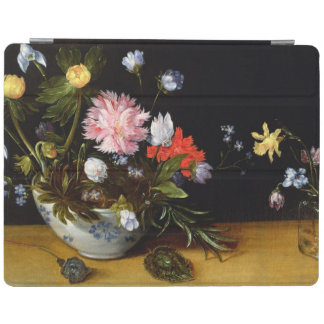 Still Life of Flowers iPad Cover