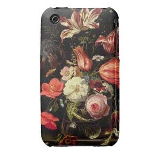 Still Life of Flowers on a Ledge iPhone 3 Cases