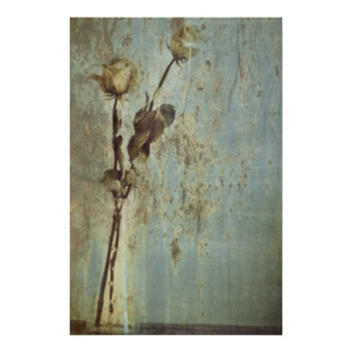 Still life of flowers posters