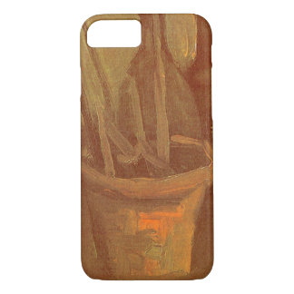 Still Life Paintbrushes in a Pot Vincent van Gogh iPhone 7 Case