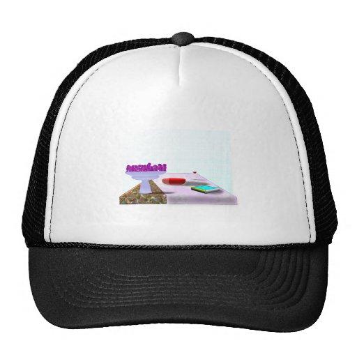 Still Life School project Trucker Hats