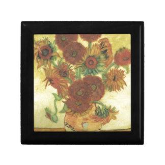 Still Life: Sunflowers Gift Box