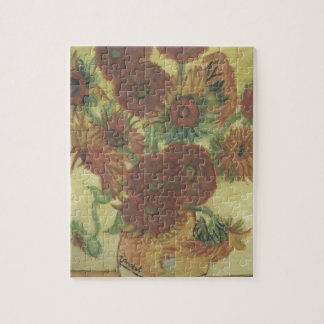 Still Life: Sunflowers Jigsaw Puzzle