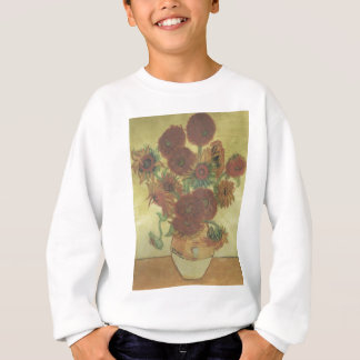 Still Life: Sunflowers Sweatshirt