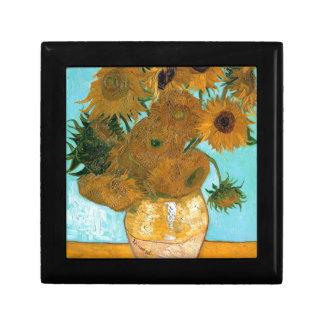 Still Life: Sunflowers - Vincent van Gogh Gift Box
