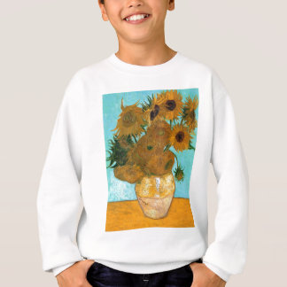 Still Life: Sunflowers - Vincent van Gogh Sweatshirt