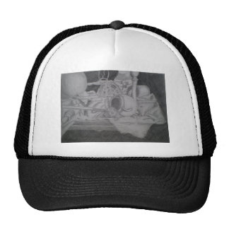 Still life trucker hat