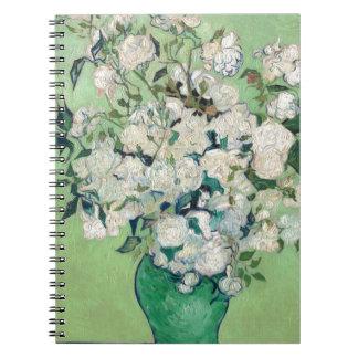 Still Life: Vase with Roses - Vincent Van Gogh Notebooks