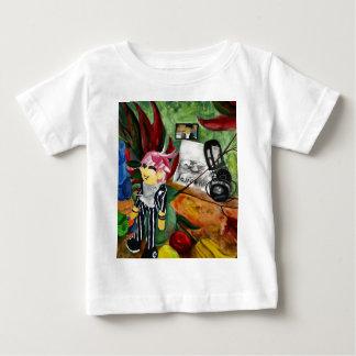 Still Life Watercolor 2016 Baby T-Shirt