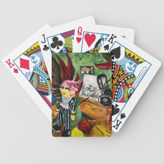 Still Life Watercolor 2016 Bicycle Playing Cards