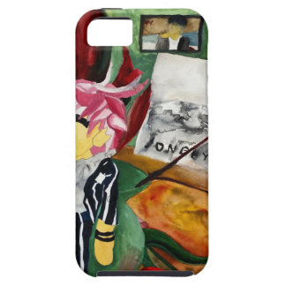 Still Life Watercolor 2016 iPhone 5 Covers