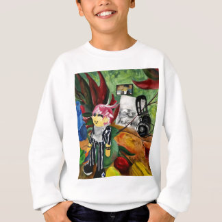 Still Life Watercolor 2016 Sweatshirt