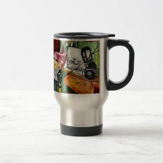 Still Life Watercolor 2016 Travel Mug
