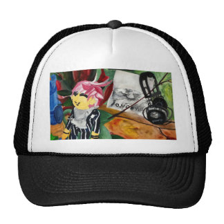 Still Life Watercolor 2016 Trucker Hat