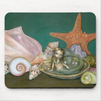 Still Life With A Mermaid Mousepad