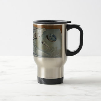 ''Still Life with a Skull'' Collection Travel Mug
