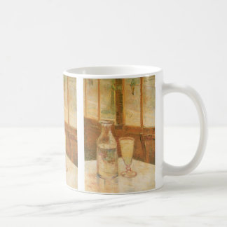 Still Life with Absinthe by Vincent van Gogh Coffee Mug