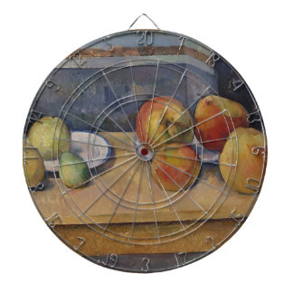 Still Life with Apples and Pears Dartboard