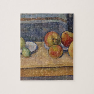 Still Life with Apples and Pears Jigsaw Puzzle