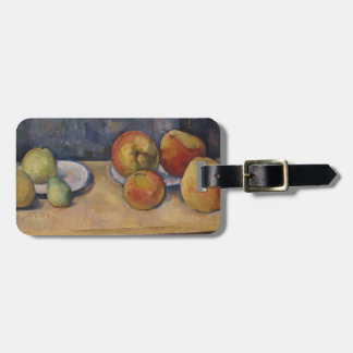 Still Life with Apples and Pears Luggage Tag