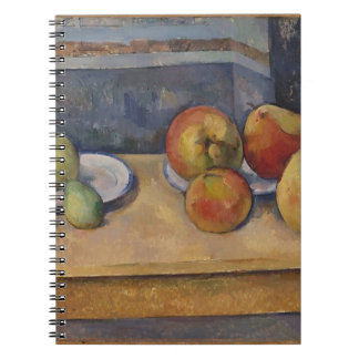 Still Life with Apples and Pears Notebook