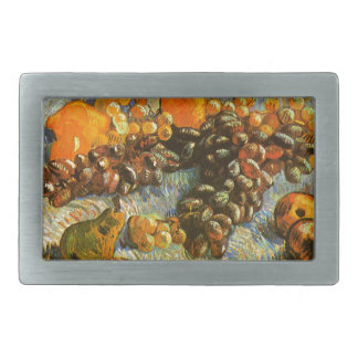 Still Life with Apples, Pears, Grapes - Van Gogh Belt Buckles