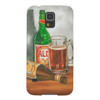 Still Life with Beer by Jennifer Goldberger Cases For Galaxy S5