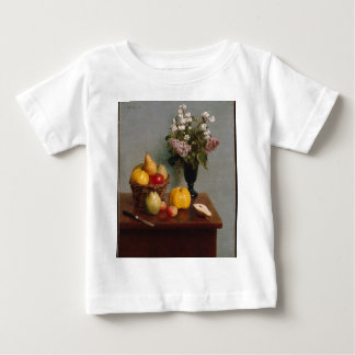 Still Life with Flowers and Fruit Baby T-Shirt