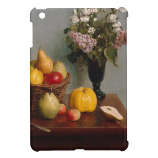 Still Life with Flowers and Fruit Case For The iPad Mini