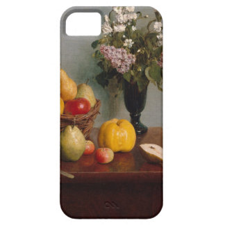 Still Life with Flowers and Fruit iPhone 5 Case