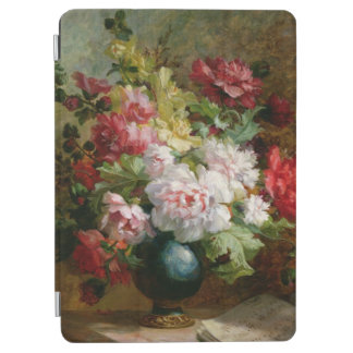 Still life with flowers and sheet music iPad air cover