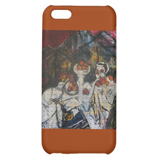 STILL LIFE WITH FRUIT iPhone 5C CASE