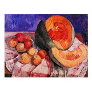Still life with melon by Paula Modersohn-Becker Postcard