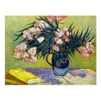 Still Life with Oleander by Van Gogh Post Cards