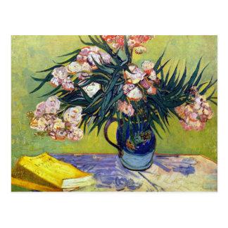 Still Life with Oleander by Van Gogh Postcard