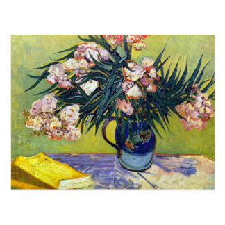 Still Life with Oleander by Vincent van Gogh Postcard