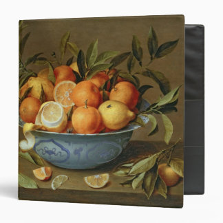 Still Life with Oranges and Lemons Binder