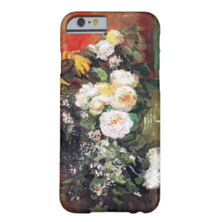 Still Life with Roses and Sunflowers by Vincent Barely There iPhone 6 Case