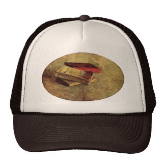 Still Life with Three Books by Vincent van Gogh Trucker Hat