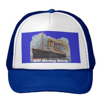 Still Moving Along Trucker Hat