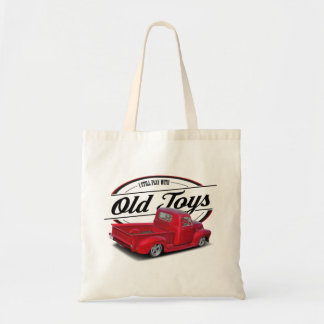 Still plays with Custom Trucks Tote Bag