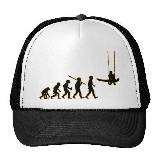 Still Rings Mesh Hat