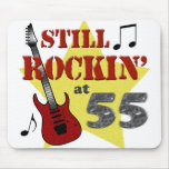 Still Rockin' At 55 Mouse Pad