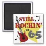 Still Rockin' at 65 Magnets