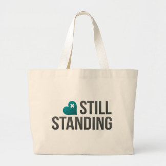 Still Standing Merchandise Large Tote Bag