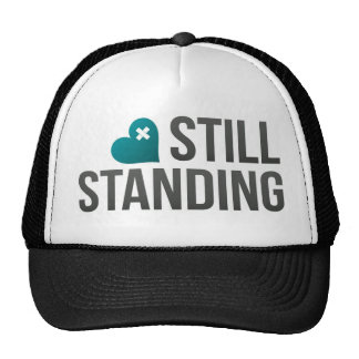 Still Standing Merchandise Trucker Hat