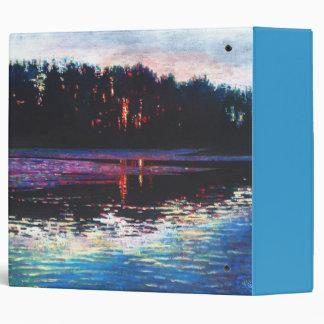 Stillness in the midst 2013 vinyl binders