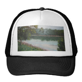 Stillness Speaks Mesh Hats