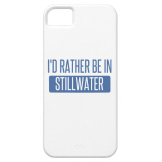 Stillwater iPhone 5 Cover